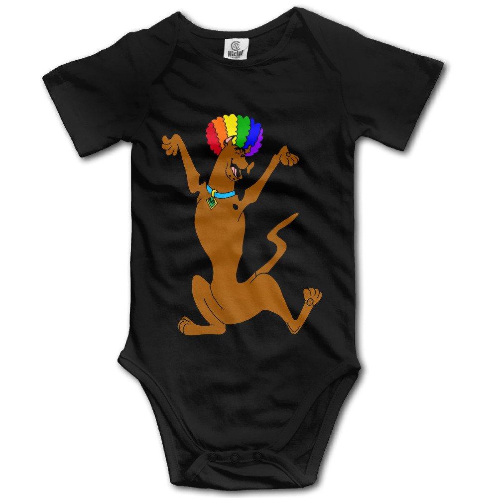 XinHua Baby Scooby Doo Perro Personalizado Unisex para bebé Body de Pelele: Amazon.es: Ropa y accesorios
