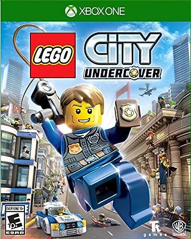 LEGO City Undercover - Xbox One (Family Guy Lego)