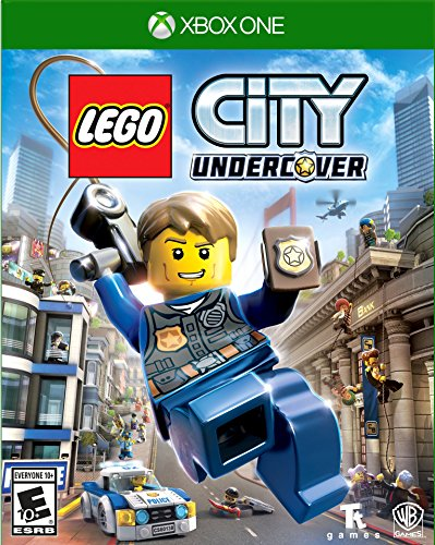 LEGO City Undercover - Xbox One (Original Xbox Lego Games)
