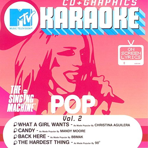 Karaoke: Mtv Pop 2 -