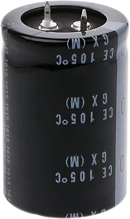 400V 470uF 30x45mm High frequency Low Resistance GX Electrolytic Capacitor 105°