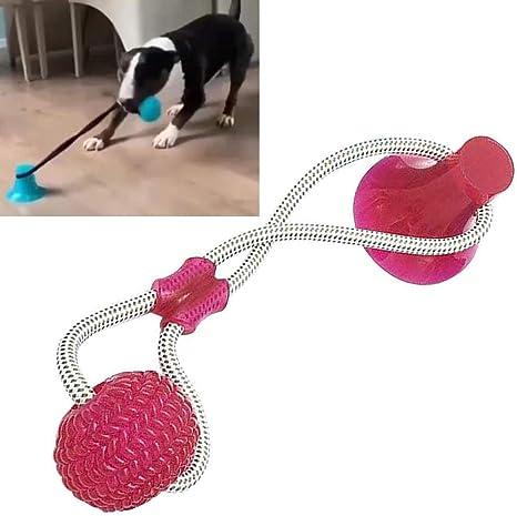 Pet Toy Pet Molar Bite Molar Chew Toy - Limpiador de Dientes de ...