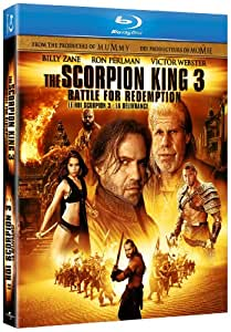 Scorpion King 3: Battle for Redemption [Blu-ray + DVD] (Bilingual)