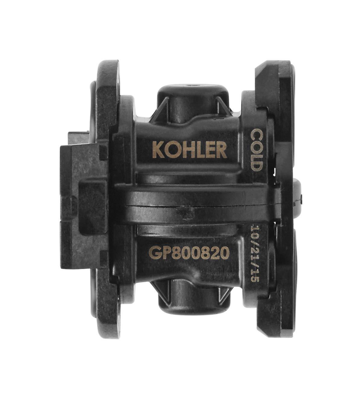 Kohler Part GP800820 Rite-Temp Pressure-Balancing Unit Cartridge, Black by Kohler (Image #3)