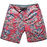 Roark Revival Poppy Dreams Board Short - Men's Red, 32