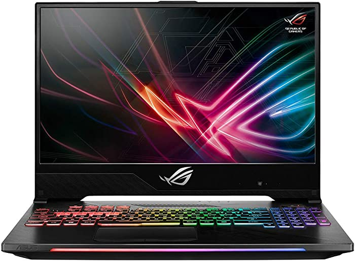 ASUS ROG Strix Hero II GL504GM-DS74 15.6in Gaming Laptop - 144Hz IPS, GeForce GTX 1060 6GB, Intel Core i7-8750H , 256GB PCIe SSD + 1TB HDD, 16GB (Renewed)