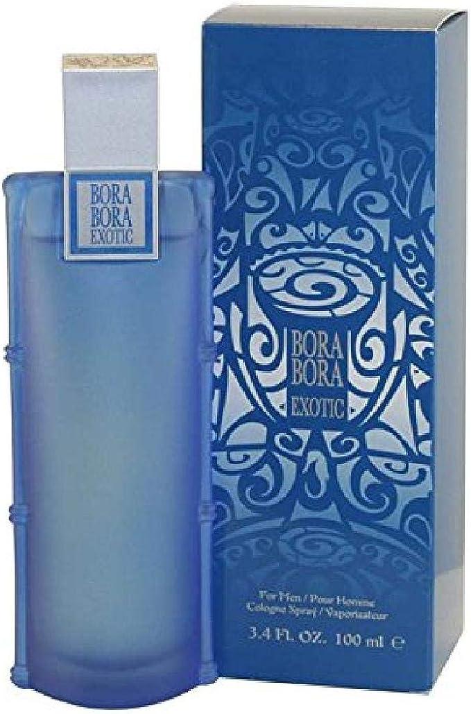 Bora Bora Exotic por Liz Claiborne para hombres en spray de colonia 3.4 oz: Amazon.es: Belleza
