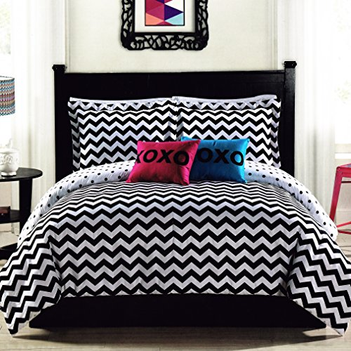 Black And White Teen Girls Bedding