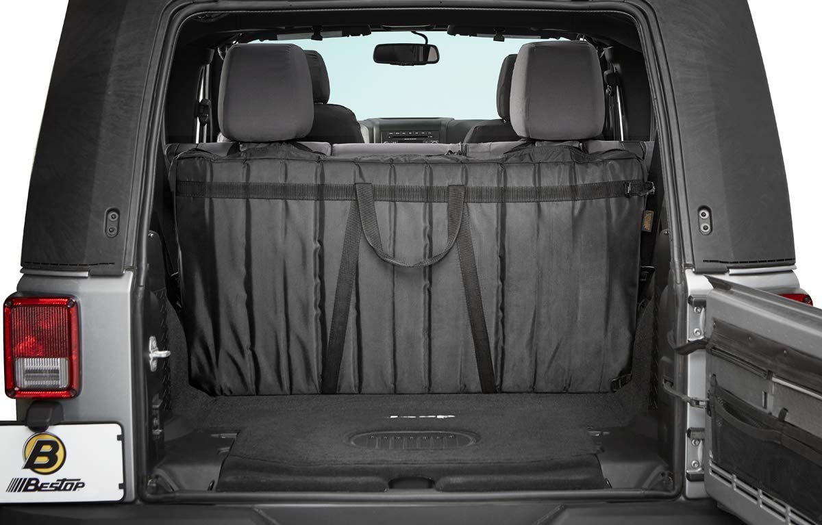Bestop Trektop Nx Family Window Storage Bag; Fits 07-18Wrangler Jk 2Dr//4Dr