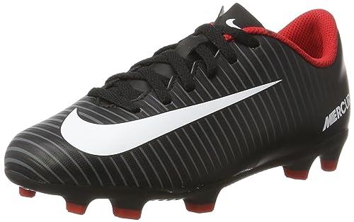 100% authentic c9f1b 318fa Nike Jr Mercurial Vortex III FG, Botas de fútbol Unisex bebé  Amazon.es   Zapatos y complementos