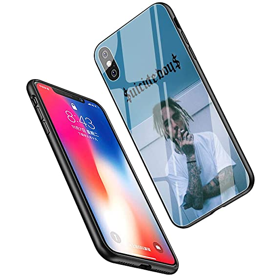Liangchu 9h Tempered Glass Iphone Xr Cases Lc 102 Ftp Uicideboy Uicideboy Suicideboys Design Printing Shockproof Anti Scratch Soft Silicone Tpu