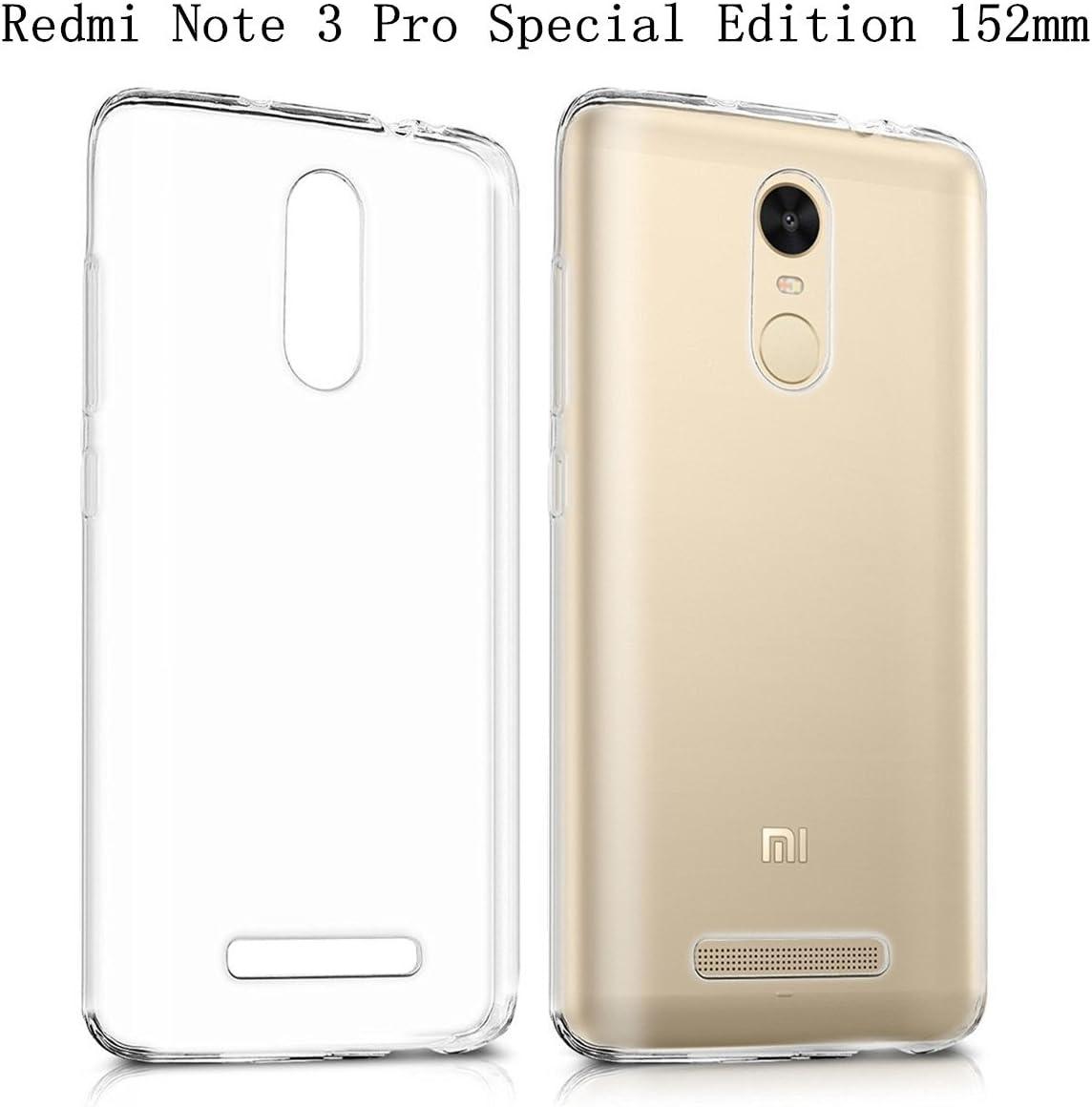 Xiaomi Redmi Note 3 Pro Special Edition Case, Heyqie(TM) Thin ...