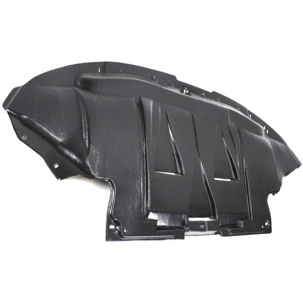 New Front Engine Splash Shield For 1998-2005 Volkswagen Passat Under Cover VW1228102
