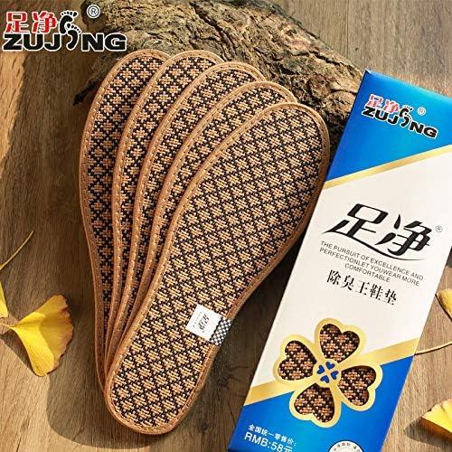 YCMCEO 5 Pares de Cajas Plantillas de Desodorante para Hombres y Mujeres Desodorante aromático algodón Absorbente de Sudor Zapatos de Verano Fresco y Antideslizante: Amazon.es: Deportes y aire libre