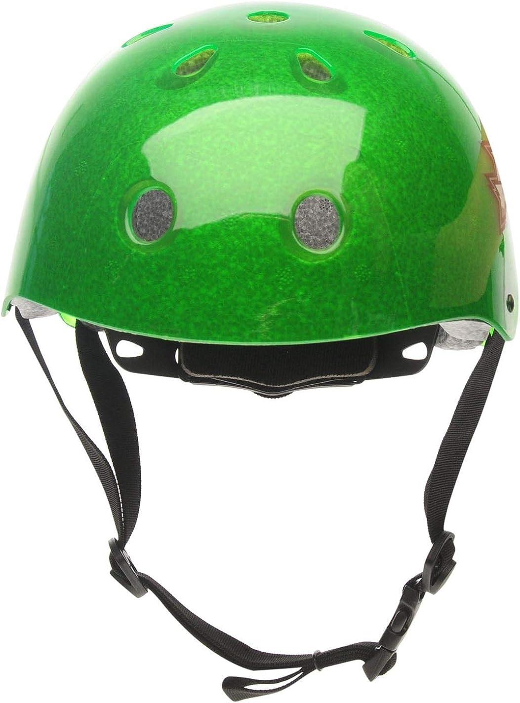 No Fear Kids Boys Edge Helmet Junior Skate Ventilation