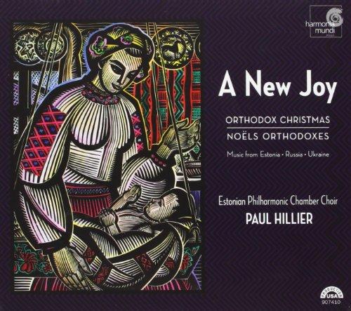 New Joy - Orthodox Christmas Music (Estonian Christmas Songs)