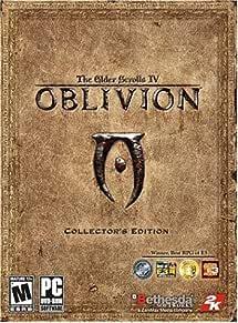 Amazon.com: Elder Scrolls 4: Oblivion Collector's Edition ...