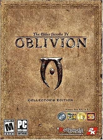 amazon the elder scrolls iv oblivion collector s edition 輸入版