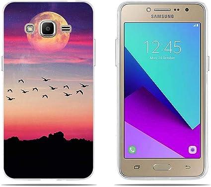 DIKAS Coque Samsung Galaxy Grand Prime Plus/Samsung Galaxy J2 ...