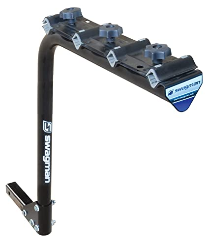 Receiver Hitch Bike Rack >> Amazon Com Swagman Rv Approved Original 4 Hitch Bike Rack