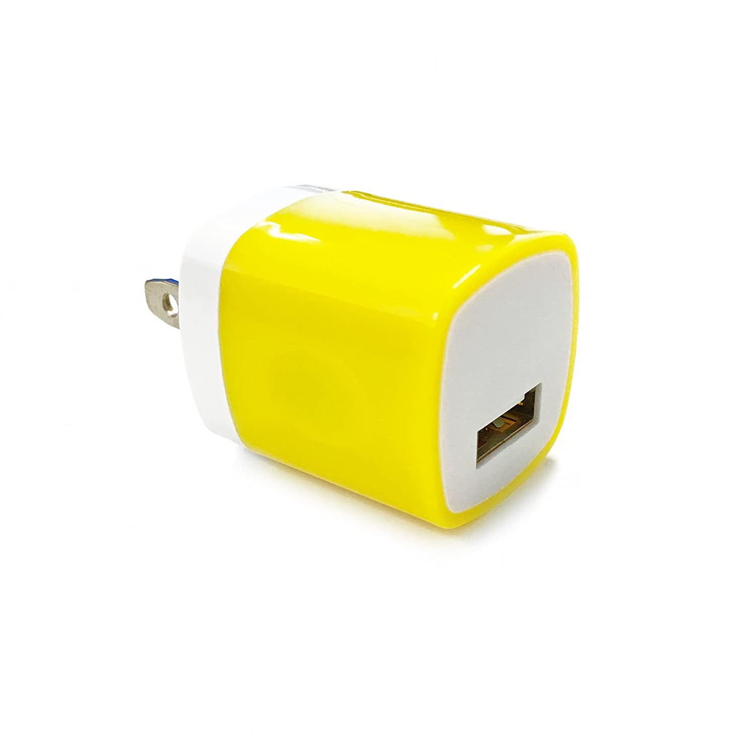 Amazon.com: USB Wall Charger, Charger Adapter, FREEDOMTECH 2-Pack ...
