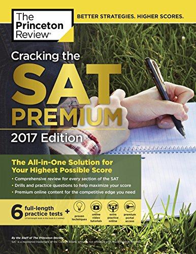 Cracking Premium Practice Tests 2017 ebook product image