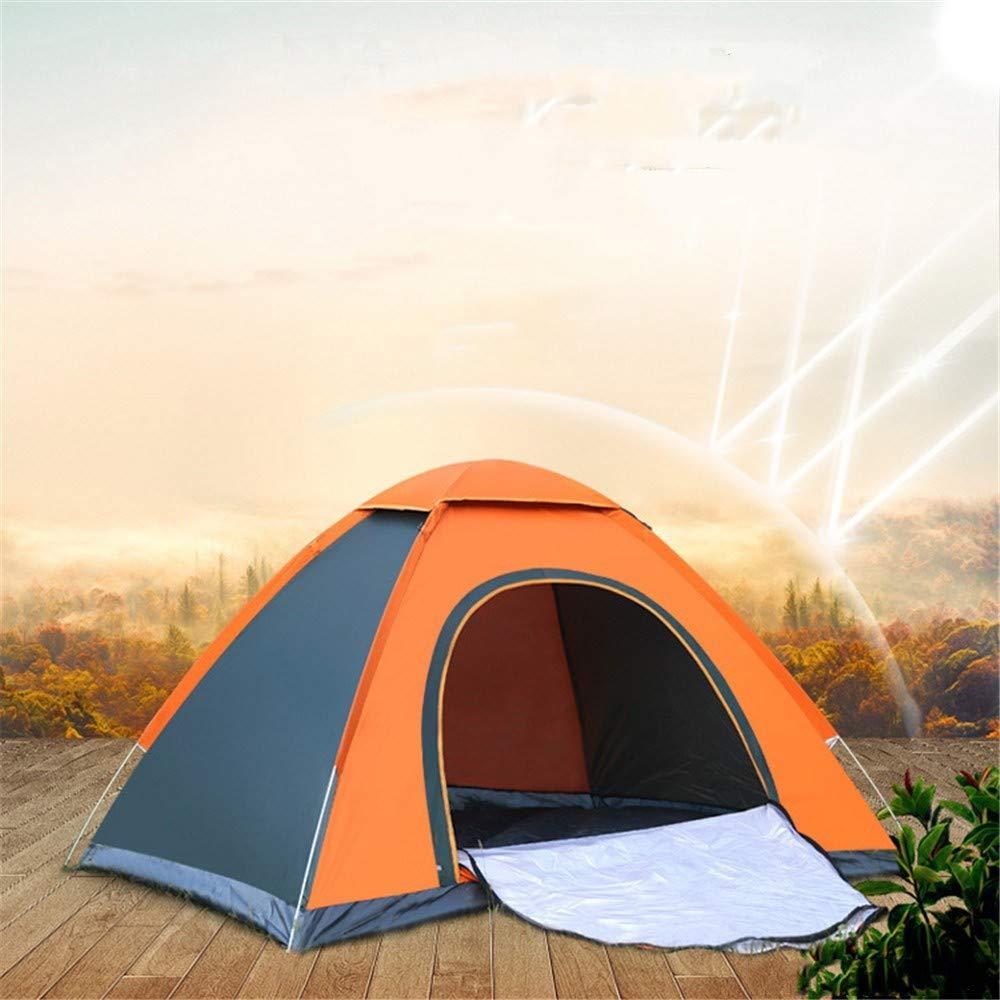 KCJMM Tente de Plage Tente de Plage Portable, Protection UV, adapté pour Les Sports de Plein air Camping randonnée Plage 2 Personnes
