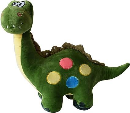 Salt and Pepper Felpa Dino Dinosauri