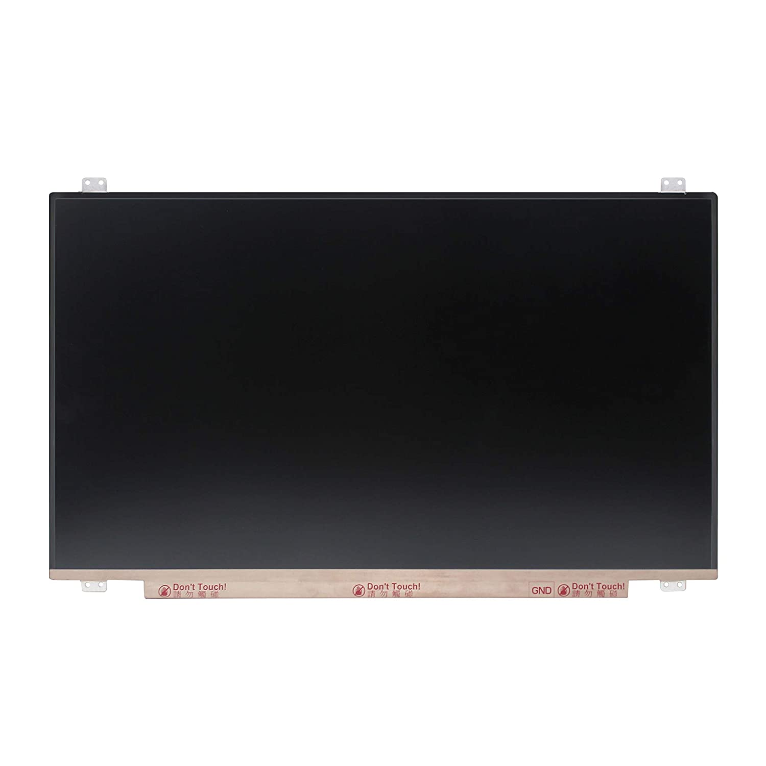 LCDOLED Compatible 17.3 inch 144Hz FullHD 1920x1080 IPS LCD Display Screen Panel Replacement for MSI GS75 STEALTH-204 STEALTH-203 STEALTH-249 STEALTH-248 STEALTH-202 STEALTH-247