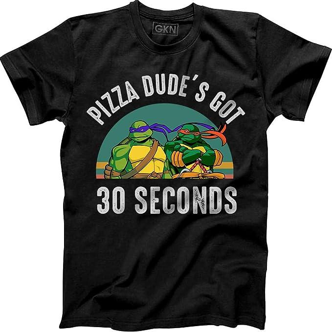 Pizza Dudes Got 30 Seconds T-Shirt Teenage Mutant Ninja Turtles