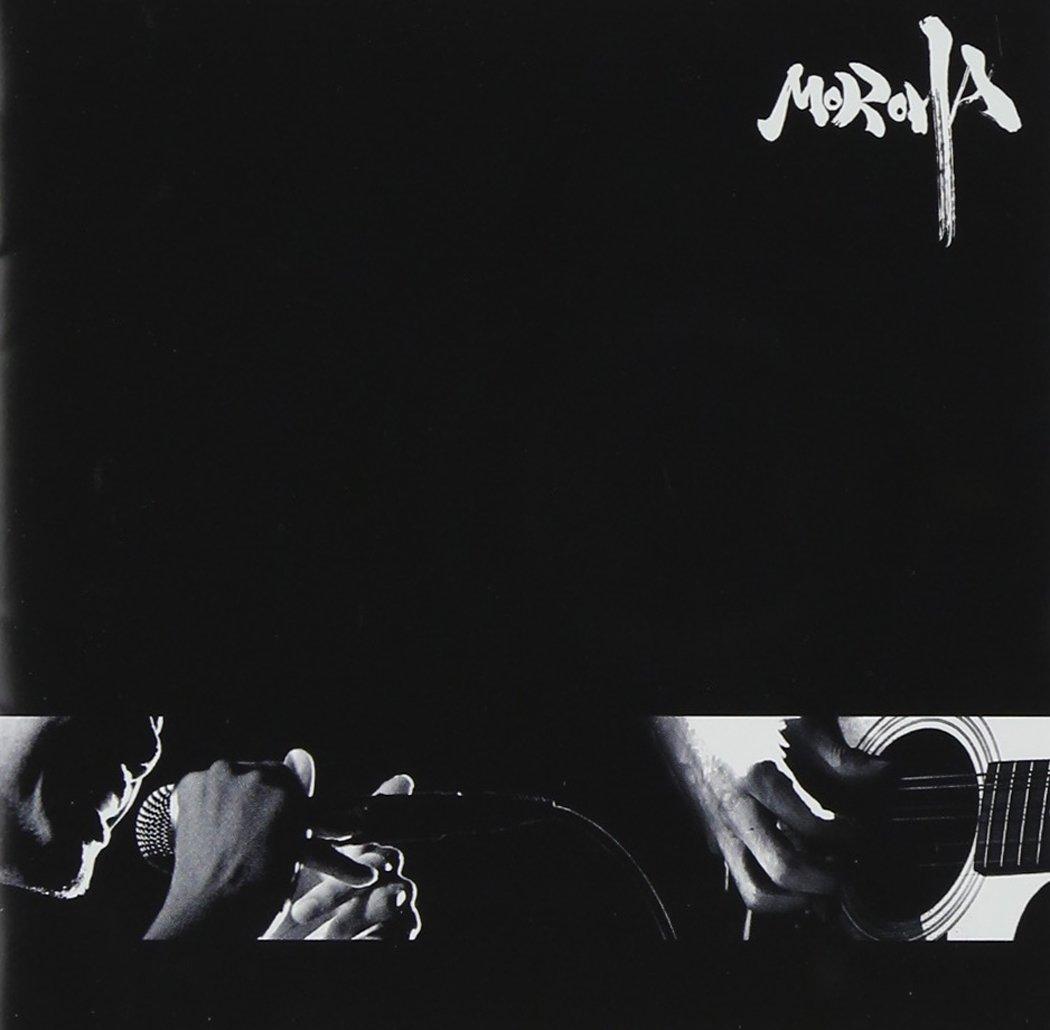 1stアルバム「MOROHA」のジャケット