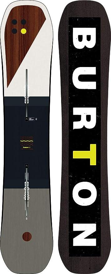 Imposible Preparación Falange  Amazon.com : Burton Custom Snowboard : Sports & Outdoors