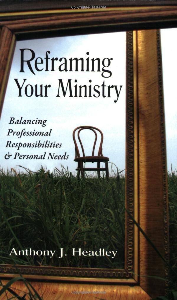 Download Reframing Ministry ebook