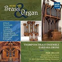 Music for Brass & Organ