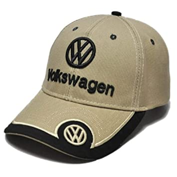 Yooci Gorras De Hombre para Volkswagen Baseball Cap Auto Logo ...