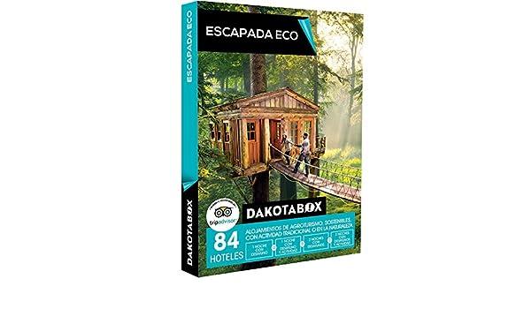 DAKOTABOX - Caja Regalo - ESCAPADA ECO - 84 alojamientos ...