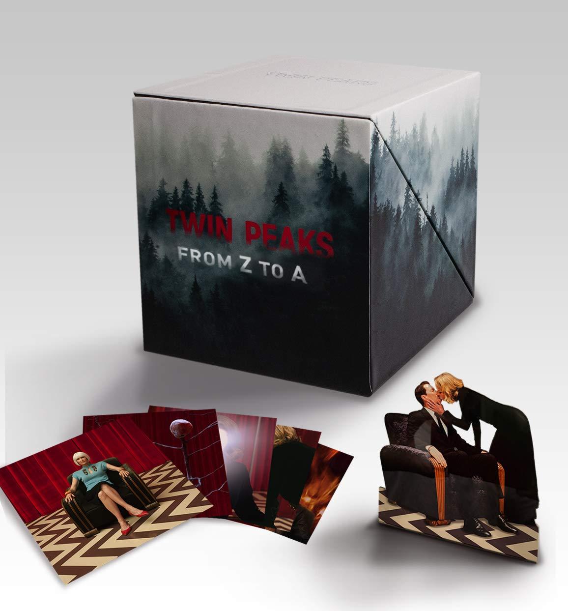 Twin Peaks: From Z To A 21 Blu-Ray Edizione: Stati Uniti Italia Blu-ray: Amazon.es: Dana Ashbrook, Lara Flynn Boyle, Joan Chen, Sherilyn Fenn, Miguel Ferrer, Piper Laurie, Sheryl Lee, Michael Ontkean, Dana