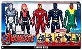 Marvel Avengers Titan Hero Series Exclusive 5 Figure Set