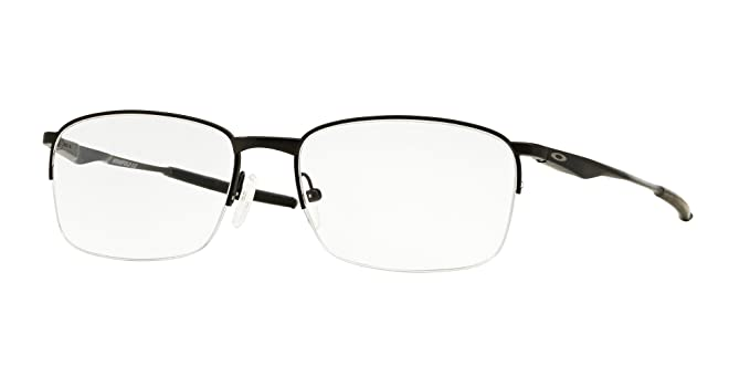a7f1af7b61e Image Unavailable. Image not available for. Color  OAKLEY OX5101 - 510101  WINGFOLD 0.5 Eyeglasses Satin Black 55mm