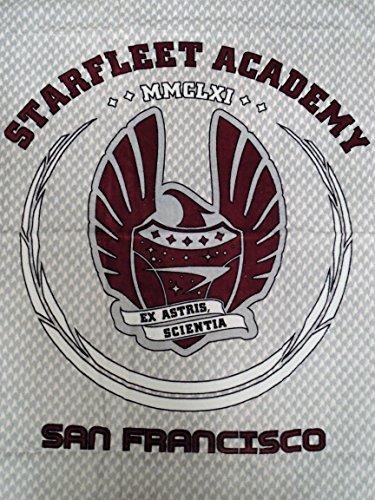 Star Trek Starfleet Academy Beach Towel Loot Crate DX July 2016 Exclusive
