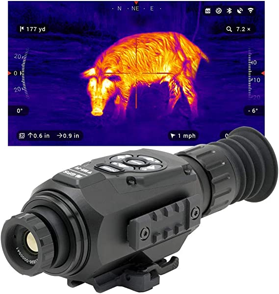 theOpticGuru ATN Thor-HD Thermal Scope with HD Video rec