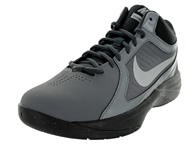 Nike Men's The Overplay VIII NBK Cool Grey/Black/Anthracite/Metallic Silver  8