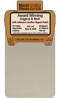 MastaPlasta New! Self-Adhesive XL Suede Repair Patch ...