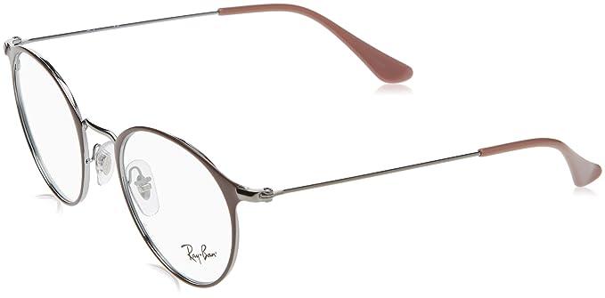 f240cdd6edf Ray-Ban Women s 0RX 6378 2907 47 Optical Frames