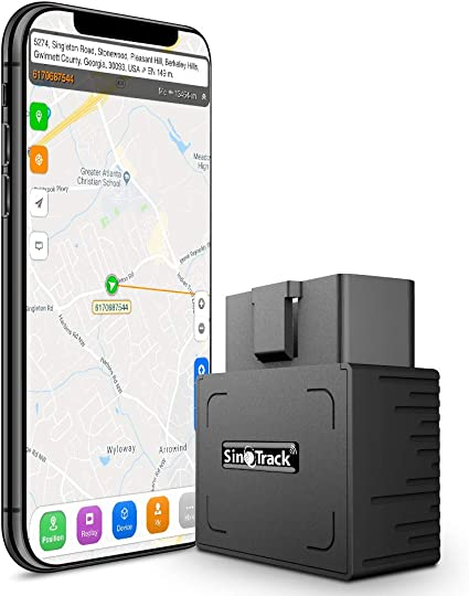 Vehicle Tracking Device >> Sinotrack Gps Tracker Platform No Monthly Fee Real Time Obd Car Gps Tracking Device Locator Mini Obd Ii Vehicle Tracker With Alert System For Car