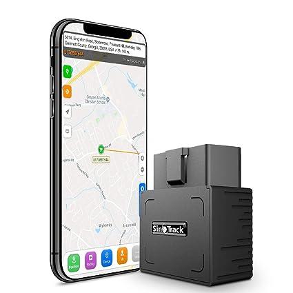 Amazon.com: SinoTrack GPS Tracker Platform No Monthly Fee ...