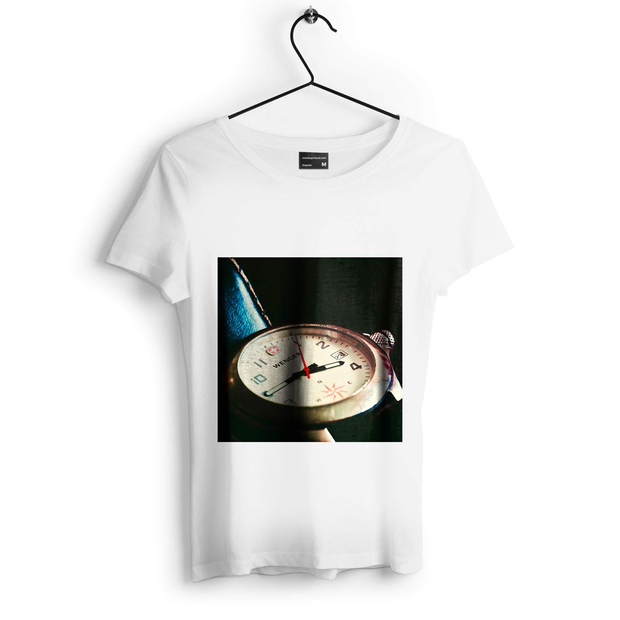 Westlake Art - Watch Close - Unisex Tshirt - Picture Photography Artwork Shirt - White Adult Medium (D41D8)