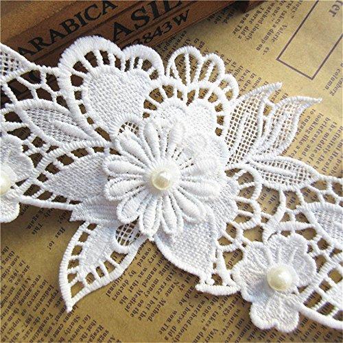 Crochet Flower Embellishment - 6