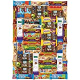 Ultimate Healthy Bars & Snacks Bulk Sampler By Variety Fun (Care Package 50 Count) For Sale