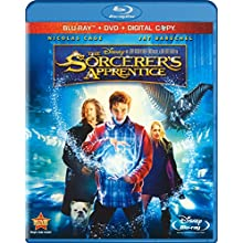 The Sorcerer's Apprentice (Three-Disc Blu-ray/DVD Combo+Digital Copy) (2010)